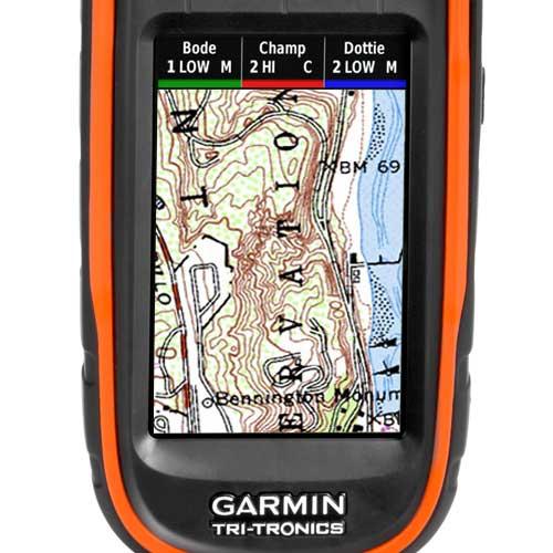 Garmin Alpha birdseye topo 24k 50k maps
