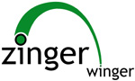 Zingerblinds Holding Blinds - Winger Zinger