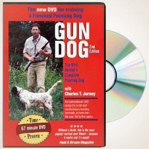 Gun Dog Training DVD Video