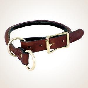 "Mendota 22"" Leather Training Collar"
