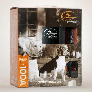 SportDOG Underground Dog Fence System - Box Front