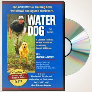 Water Dog Training DVD Video